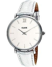 CLUSE 荷兰品牌  Minuit系列 石英女士手表 CL30039(亚马逊进口直采)