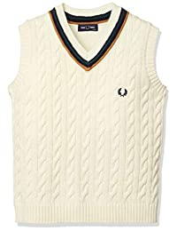 FRED PERRY 馬甲 Tilden Vest FY3208 男童