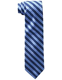 U.S. POLO ASSN . 男式 UNIVERSITY 条纹领带
