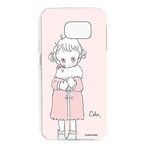 caho 保护套透明 Tpu 印花外套和少女手机壳适用所有机型  コートと少女A 3_ Galaxy S6 edge SC-04G