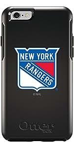 Coveroo 对称系列手机壳 iPhone 6 - 零售包装 - 纽约游骑兵队 - 主徽标