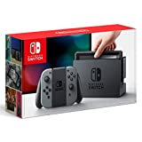 任天堂 Nintendo Switch主机 【Joy-Con (L) / (R)灰色】