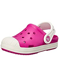 crocs 女童 Bump It Clog - K