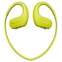 Sony 索尼 NW-WS414/GM CN 可穿戴式运动防水音乐播放器 柠檬绿 8G