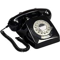 GPO 746 旋转电话GPO 746 黑色
