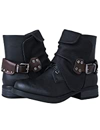 Globalwin 女士 18YY18 时尚及踝靴