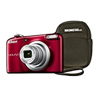 Nikon COOLPIX A10 ( 16.44 Megapixel , 5 – X OPT . Zoom ( 2.7英寸显示屏 ) )