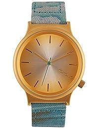 KOMONO 比利时品牌 WIZARD-PRINT SERIES 系列 石英手表 中性 男女通用腕表 KOM-W1815