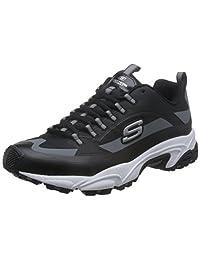 Skechers 斯凯奇 SPORT系列 男 生活休闲鞋 绑带运动鞋  666030