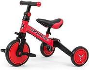 Milly Mally 5901761125092 骑乘 3 合 1 Optimus 红色
