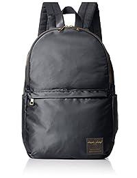 [legate Rargo ] 双肩包 防水加工光泽尼龙风格涤纶斜纹布 2层式10袋背包 LT-H1421