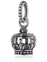Pandora 潘多拉 纯银华丽贵族皇冠吊坠 791376(丹麦品牌 香港直邮)(包邮包税)