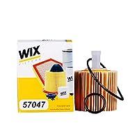WIX 维克斯 机油滤清器 57047 汉兰达/RAV4/皇冠/凯美瑞/凯美瑞双擎/普拉多/雷克萨斯等以车型匹配结果为准 3个超值套装(亚马逊自营商品, 由供应商配送)