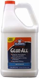 Elmer's 多功能膠水 白色 1 加侖 E3860