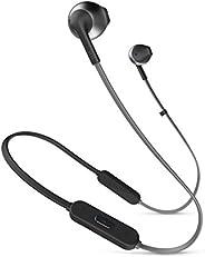 JBL TUNE205BT 藍牙耳機 帶麥克線控/開放式 黑色 JBLT205BTBLK