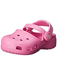 crocs Karin K Mini Heel Clog (Toddler/Little Kid)