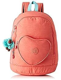 Kipling 凯浦林 心形背包 儿童背包 32厘米 9升 粉色 (桃红色)