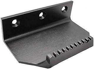 Saim 脚操作门开门器,免触式卫生扶手拉门开门器 3 PCS 黑色