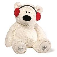 GUND Blizzard北极熊毛绒玩具-高24英寸(61cm)(亚马逊进口直采,美国品牌)
