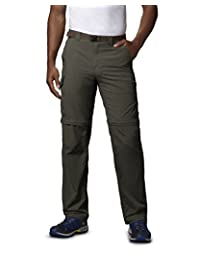 Columbia SPORTSWEAR 男式银 Ridge 敞篷裤