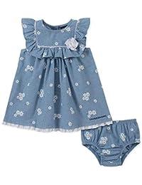 Calvin Klein 女婴连衣裙2件套