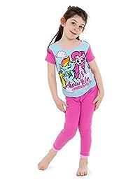 My Little Pony 女童4件套睡衣套装
