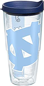 Tervis Wrap 单杯带盖子 透明 24oz 1093201