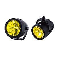 PIAA 后备灯 LED 驱动配光 离子黄色 12000cd LP270系列 2个装 12V/9W 耐震10G、防水防尘IPX7适用 ECE、SAE标准 DK276