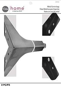 Dritz Home 金属角落腿 镍色 44707-65