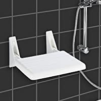 WENKO 德国 淋浴房折叠座椅淋浴椅浴室椅欧盟标准安全座椅