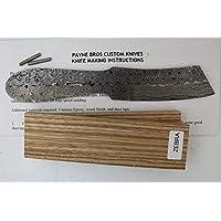 斗牛猎人雨滴图案 – SMC5255 KNIFE 套装 – PAYNE BROS – 优质编织供应 – 编织制作