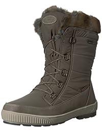 Skechers 斯凯奇 USA系列 女 生活休闲鞋 毛里保暖中靴 48648