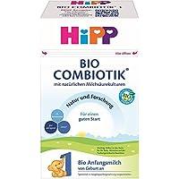 HiPP 喜宝 Bio Combiotik 婴儿奶粉 1段(适用于初生婴儿),4盒装(4 x 600g)