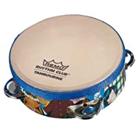 Remo RH-2106-00 Rhythm Club Tambourine节奏学习玩具鼓
