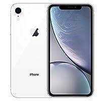 【2018新款】Apple 苹果 iPhone XR 256G 白色 6.1英寸 移动联通电信4G手机 双卡双待 套装版【含chirslain清洁套装+钢化膜】