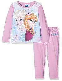 Frozen 冰雪奇缘 女孩艾莎和安娜迪士尼角色睡衣套装
