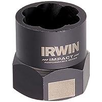 "Irwin Tools 53912 Irwin 螺栓抽取器 - 11/16"" 螺栓抽取器W/3/8"" Drv"
