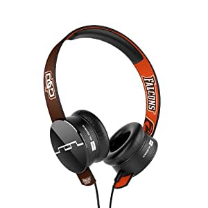 SOL REPUBLIC 1211-BGS Collegiate Series Tracks On-Ear Headphones with Three Button Remote - Bowling Green State University