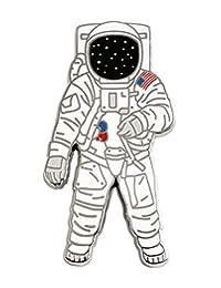 Pinsanity Apollo 宇航员珐琅翻领别针