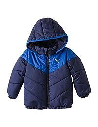 Puma 儿童迷你款冬季加垫夹克