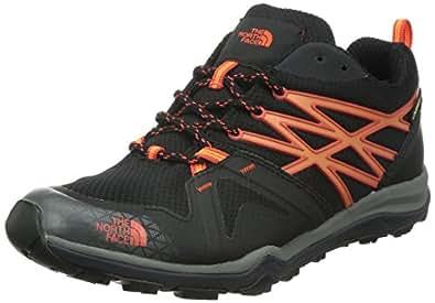 THE NORTH FACE 北面 男 徒步鞋 CDG3P7S008 黑色 40.5