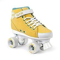 Sfr Skates Vision 运动鞋中性款儿童,青少年,RS240,黄色(黑色),33