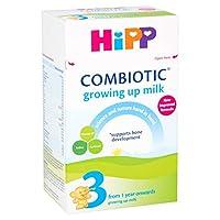 HiPP Organic喜寶三段嬰兒成長奶粉600g (4包) (適用年齡: 12個月+)