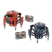 HEXBUG 战斗蜘蛛 2.0 双装