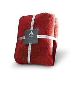 Irisette 毛毯微纤维 红色 150 x 200 cm 8900-61 rot