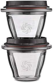 Vitamix Blending Bowls Accessories, Clear