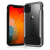 Jaysa iPhone 11 Pro Max 手机壳 - 重型保护壳,*级跌落测试,阳极氧化铝,TPU和聚碳酸酯保护壳,适用于 Apple iPhone11 Pro Max 2019(太空灰)