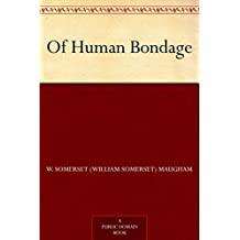 Of Human Bondage (English Edition)