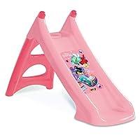 Smoby 7600820618 迪士尼公主拖鞋,粉色