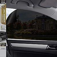 GILA Ultra Shield Scratch Resistant Heat Plus UV Protection Automotive Window Tint 20% Limo Black